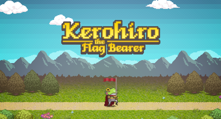 Kerohiro the Flag Bearer
